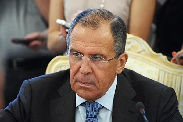 Сергей Лавров: Беспорядки на Украине стимулируются из-за рубежа