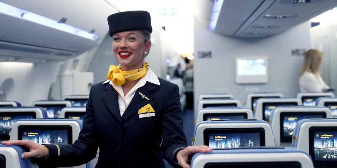 Lufthansa будет приветствовать пассажиров гендерно-нейтрально