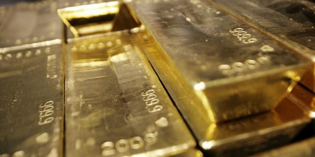 Германия досрочно вывезла из Франции свой золотой запас