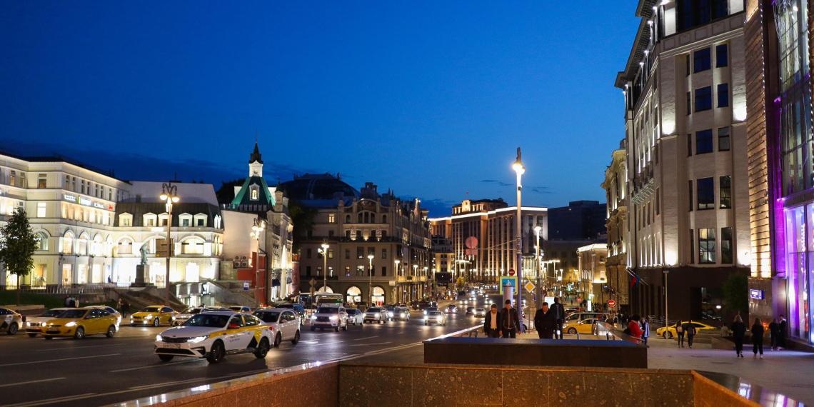 Москва вошла в десятку лучших городов мира по рейтингу Cities in Motion