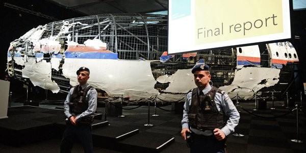 Совбез Нидерландов: Украина скрыла данные радаров после крушения MH17