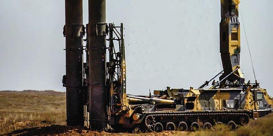 Российская ПВО теперь может сбивать гиперзвуковые ракеты