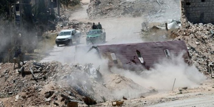 Боевики в Алеппо объявили о масштабном наступлении