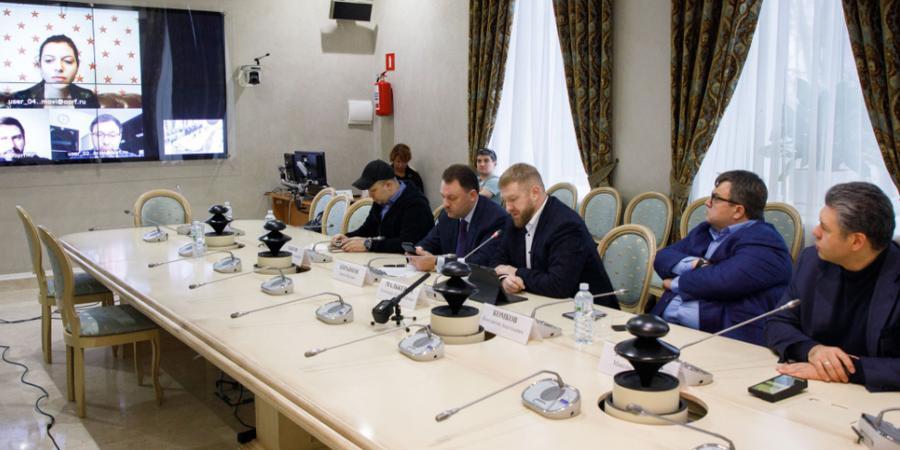 В Общественной палате обсудили меры защиты российских СМИ от цензуры западных ИТ-гигантов