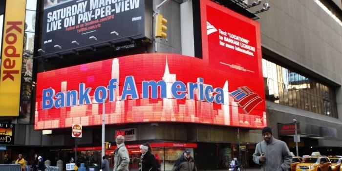 Bank of America: падение рубля не приведет к социальным потрясениям в России