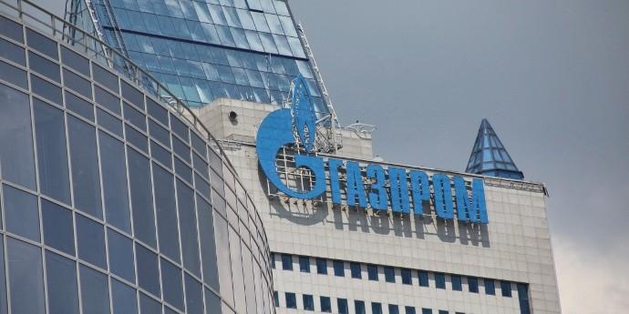 """Чистая прибыль """"Газпрома"""" с начала года упала в 2,2 раза"""