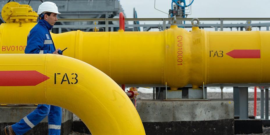 """Поставки газа внутри России стали для """"Газпрома"""" выгоднее экспорта"""