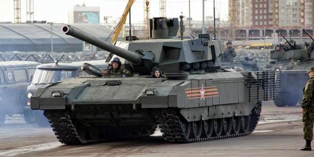 """Командующий армией США в Европе впечатлен """"Арматой"""""""