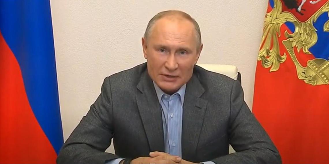 Путин пообещал создавать условия для деятельности волонтеров