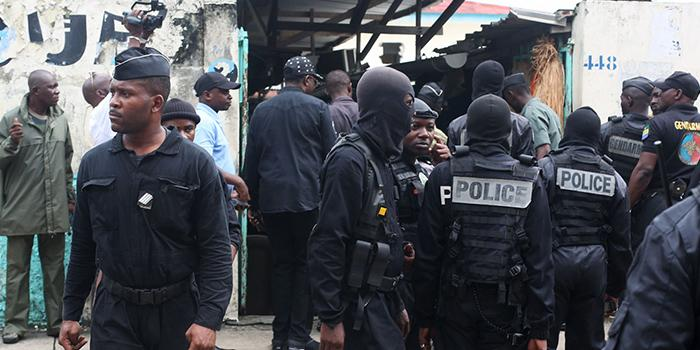 В Габоне нигериец ранил ножом двоих датчан из-за признания Иерусалима столицей Израиля