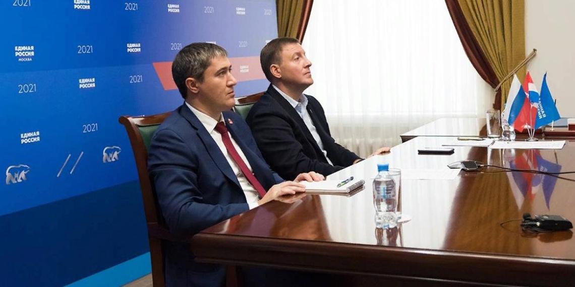 """Турчак: """"Нужно обеспечить признание российских ПЦР-тестов на пространстве Евразийского экономического союза"""""""
