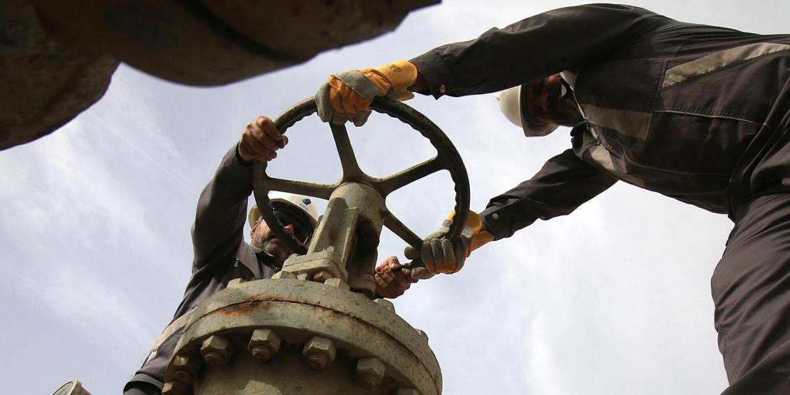 В трех регионах Украины введен режим ЧС из-за отсутствия поставок газа