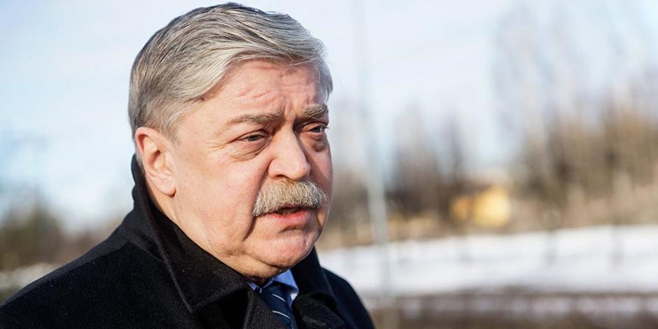 """""""Мы должны были вроде оккупировать Латвию в сентябре?"""": российский посол припомнил латышам безграничные фантазии"""