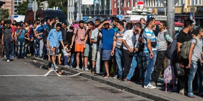 ФМС: около тысячи сирийских беженцев за этот год попросились в Россию