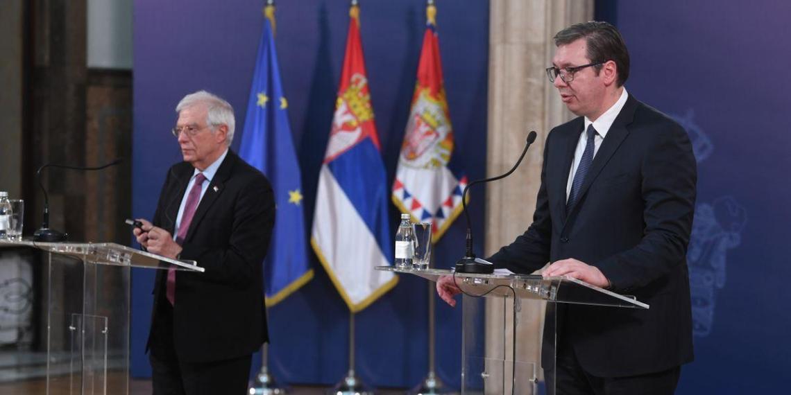 Евросоюз потребовал от Сербии активнее вводить санкции