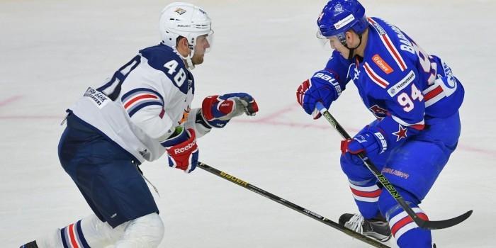 Дворкович раскритиковал судейство в финале Кубка Гагарина
