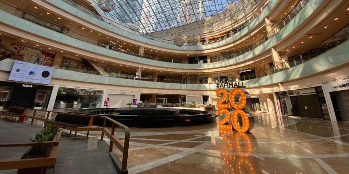 Власти Москвы советуют ТЦ завлекать покупателей в непиковые часы