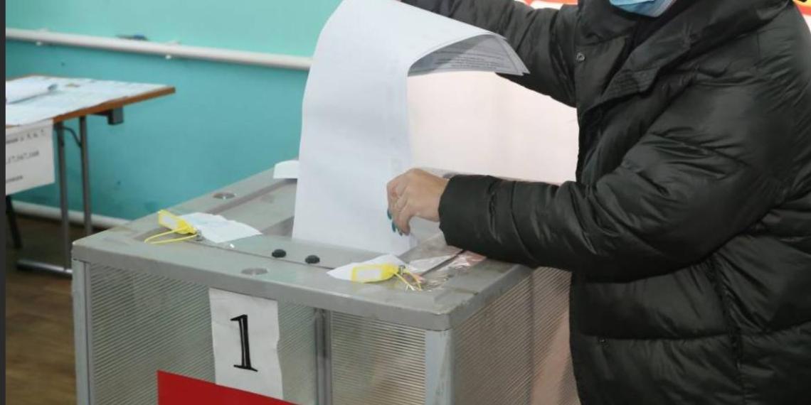 Партия пенсионеров на выборах в заксобрание Приморья набирает 9,52%