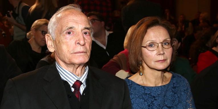 """Вдова Ланового рассказала о его последних днях: """"Умер, повторяя слова песни из фильма """"Офицеры"""""""