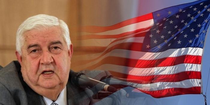 Дамаск обвинил США и коалицию в нарушении суверенитета Сирии