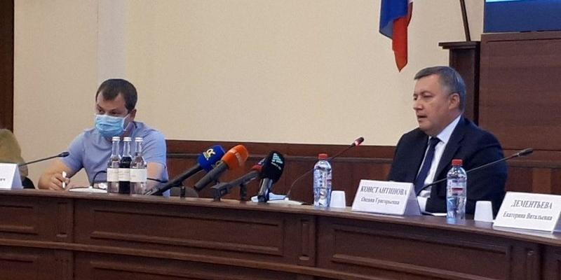 Иркутский губернатор заверил в отсутствии угроз Байкалу