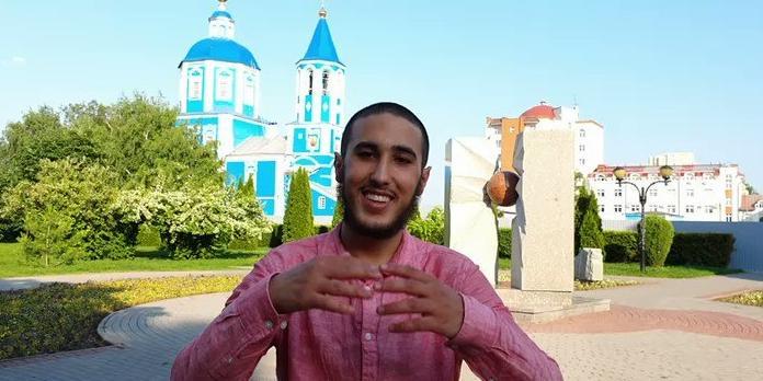 Иностранцы поздравили россиян с Днем молодежи