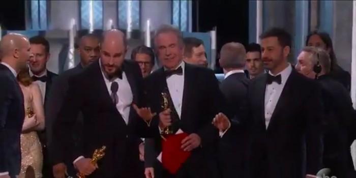 """""""Оскар"""" за лучший фильм случайно отдали не той картине"""