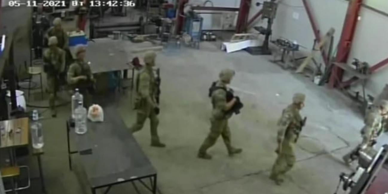 Военные США захватили завод в Болгарии во время учений