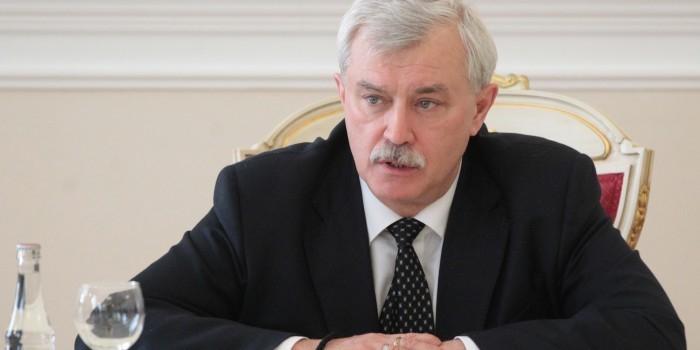 Полтавченко пригрозил уволить чиновников, обсуждающих его отставку