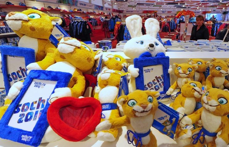 Оргкомитет Олимпиады в Сочи выручил более $1,3 млрд от маркетинговой программы