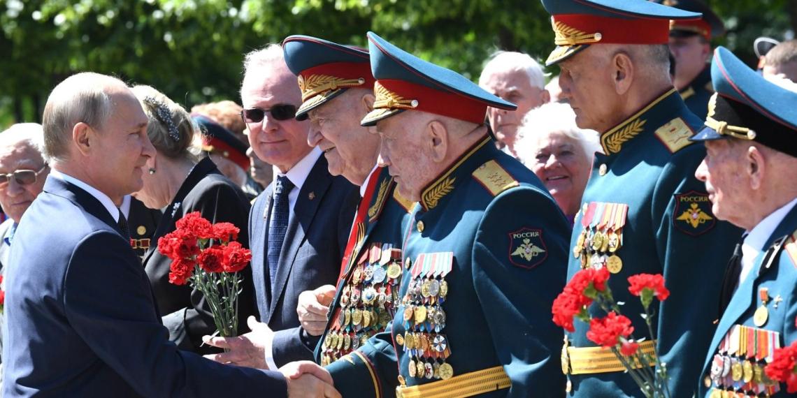 Президент РФ: страны СНГ должны и далее солидарно защищать историческую память о Великой Отечественной войне