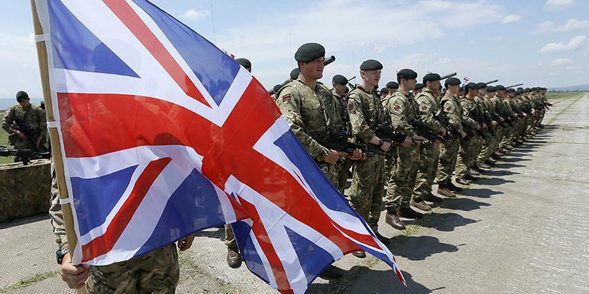 """Великобритания решила противодействовать """"всему спектру угроз"""" со стороны России"""