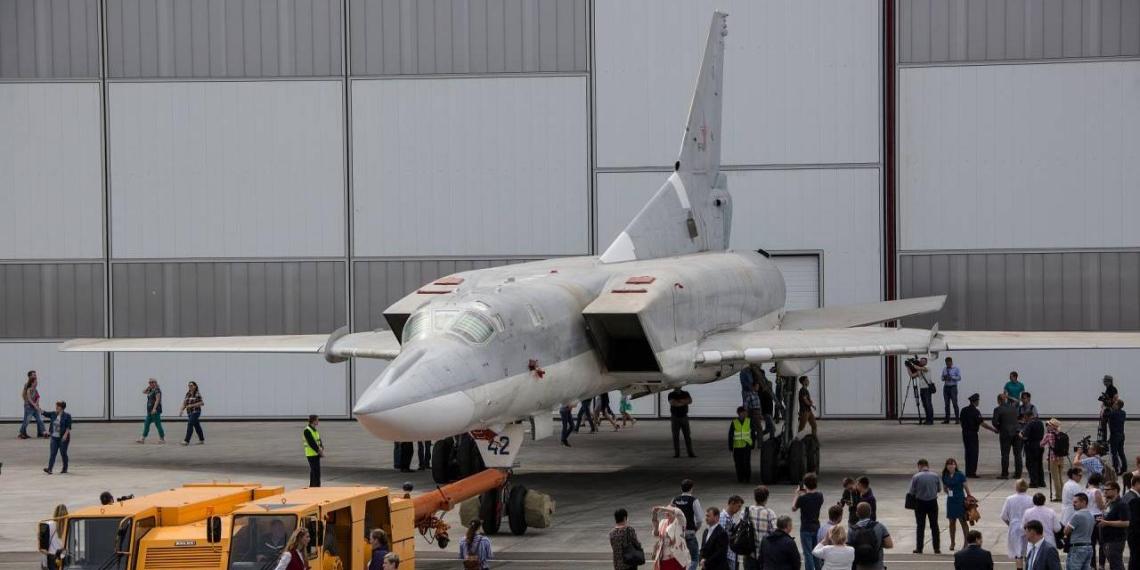 Второй опытный Ту-22М3М поднялся в небо