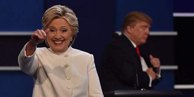 Клинтон разгласила секретную информацию на дебатах