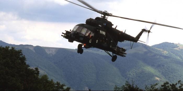 Жертвой крушения вертолета на Камчатке стал один человек