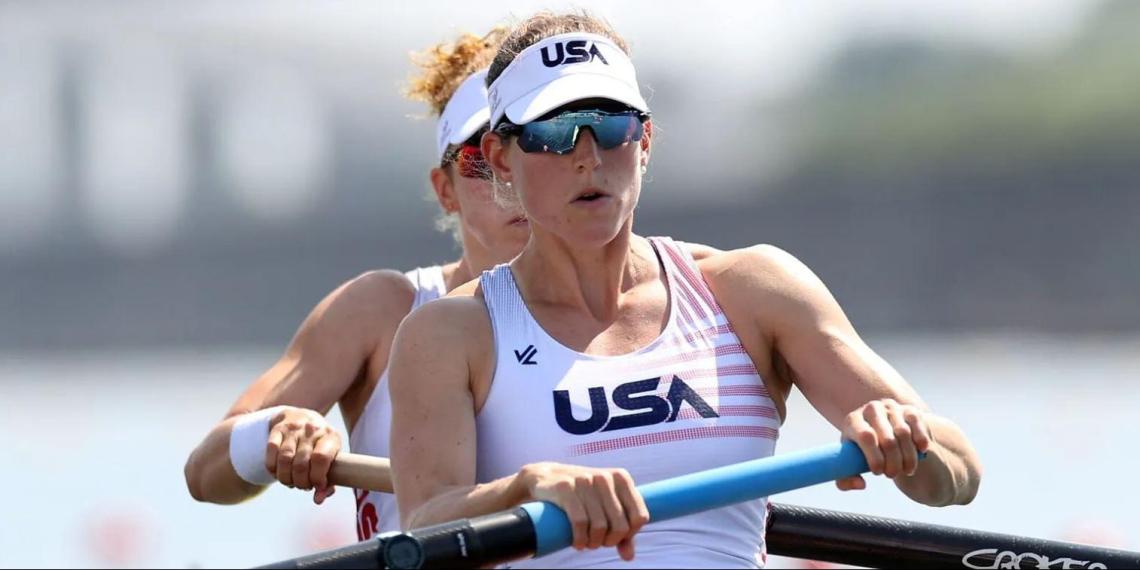 """Американская спортсменка заявила, что ей """"противно видеть"""" россиян с медалями"""