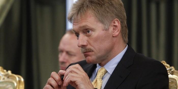 В Кремле прокомментировали курс официального Киева на вступление в НАТО