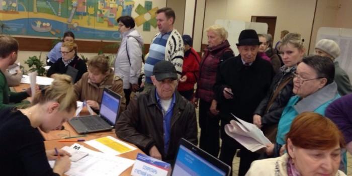 """Не менее 6,2 млн человек приняли участие в предварительном голосовании """"Единой России"""""""