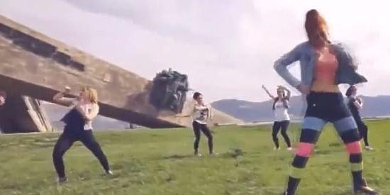 Танцующим у мемориала «Малая земля» дали от 10 до 15 суток ареста