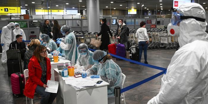 Назван нулевой пациент с COVID-19 в России