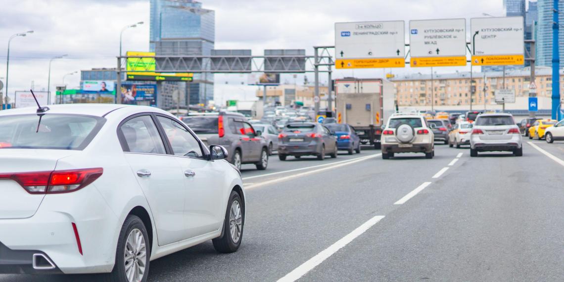 ГИБДД поддержала предложение о снижении скорости в городах до 30 км/ч