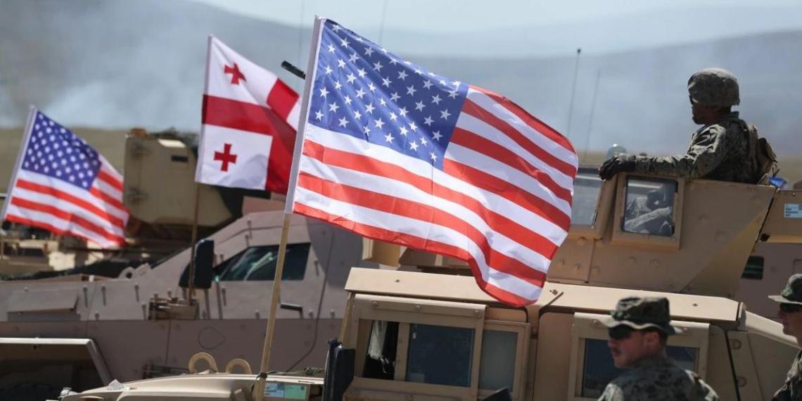 США готовят грузинских диверсантов для действий в Абхазии и Южной Осетии