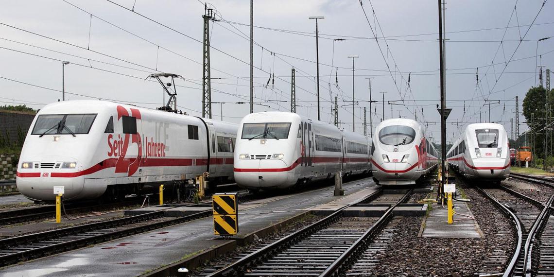 Концерн Deutsсhe Bahn отказался управлять украинской железной дорогой