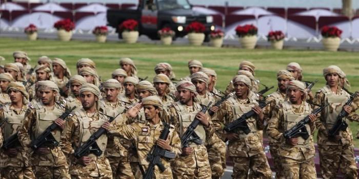 Катар не исключил введение войск в Сирию против режима Асада