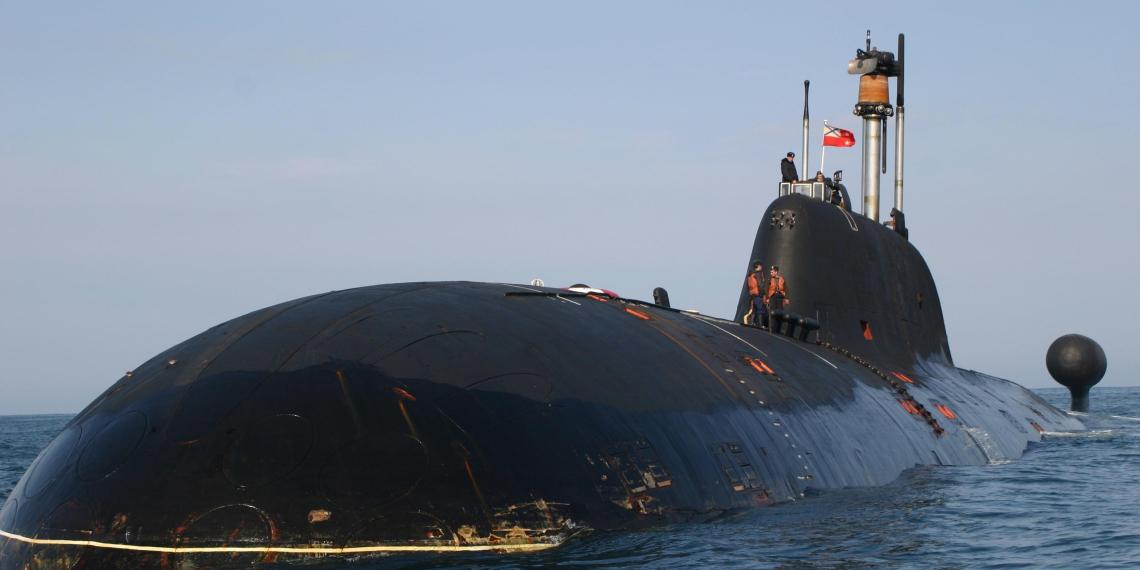 Подлодка Волк вернется на флот с ракетами Калибр