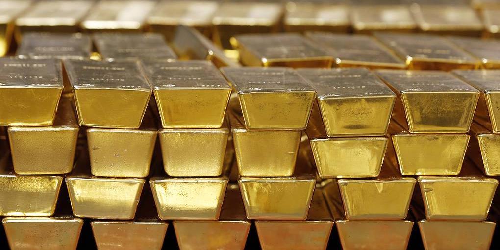 Россия впервые выручила за продажу золота больше, чем за газ