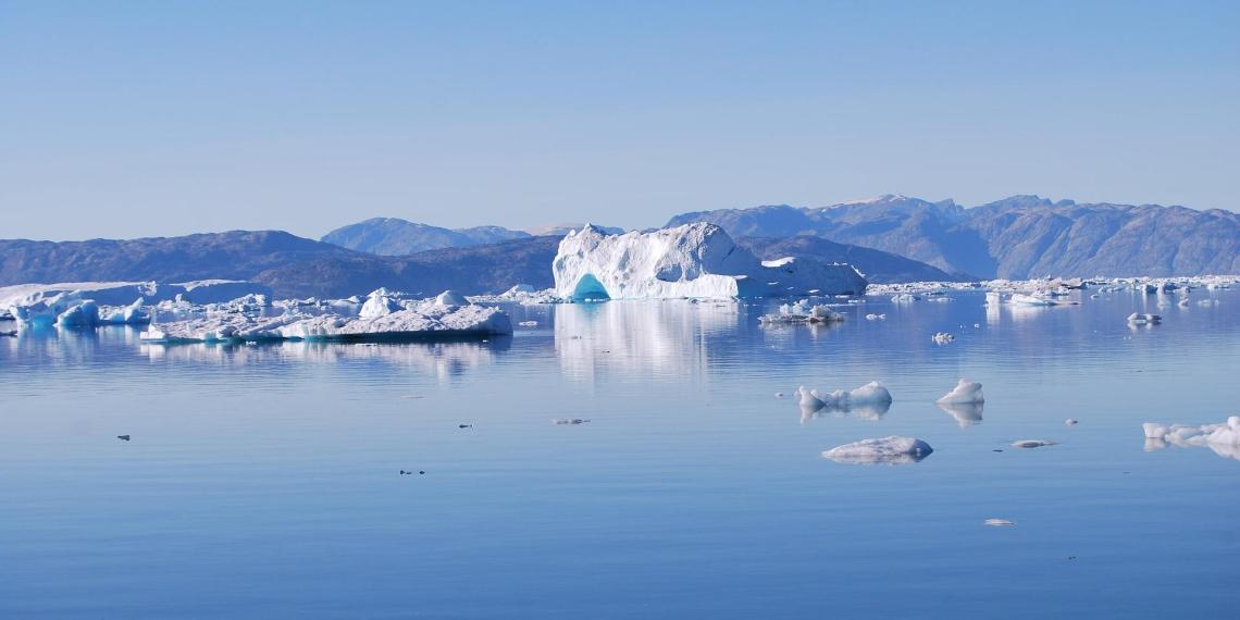 Россия потратит 65 млрд рублей на высокоскоростной интернет в Арктике
