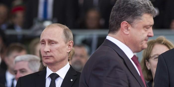 Путин назвал бездействие Киева причиной пробуксовки Минска-2