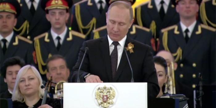 Путин рассказал об угрозе уничтожения всего российского народа в случае проигрыша в войне