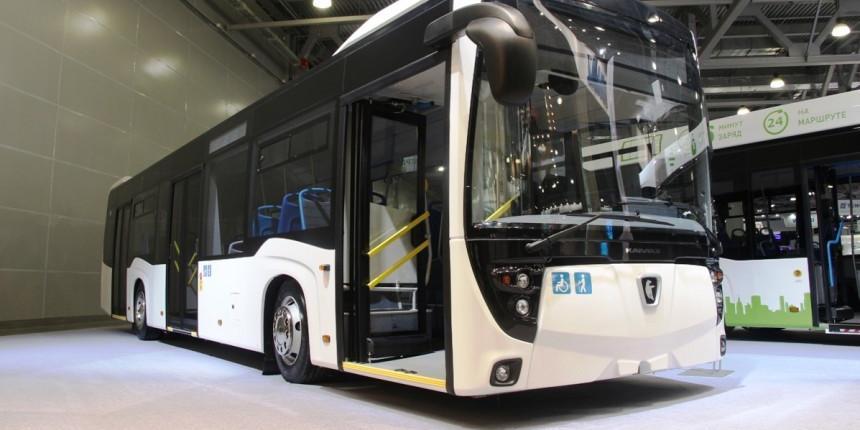 КАМАЗ готовит автобус на водородном топливе